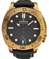 Anonimo Nautilo Men's Watch Model AM100104001A01