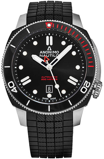 Anonimo Nautilo Men's Watch Model AM100201001A11