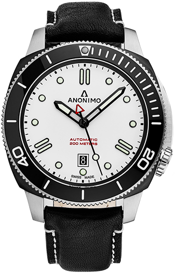 Anonimo Nautilo Men's Watch Model AM100205003A05