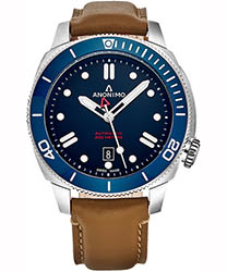 Anonimo Nautilo Men's Watch Model: AM100206004A06