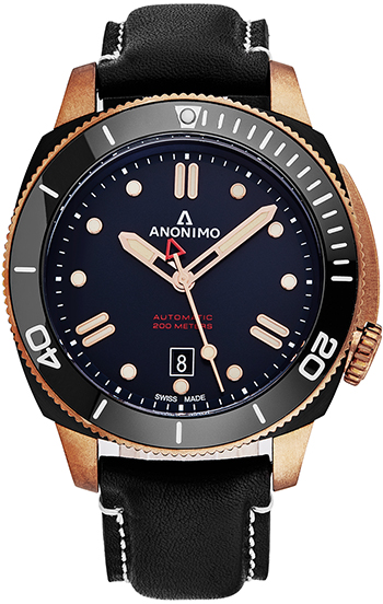 Anonimo Nautilo Men