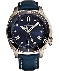 Anonimo Nautilo Men's Watch Model AM100209006A03