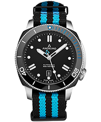 Anonimo Nautilo Men's Watch Model: AM100213113T34