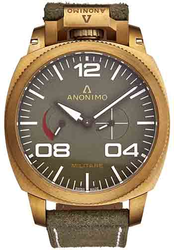 Anonimo Military Men's Watch Model AM101004002A01