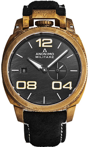 Anonimo Militare Men's Watch Model AM102004001A01