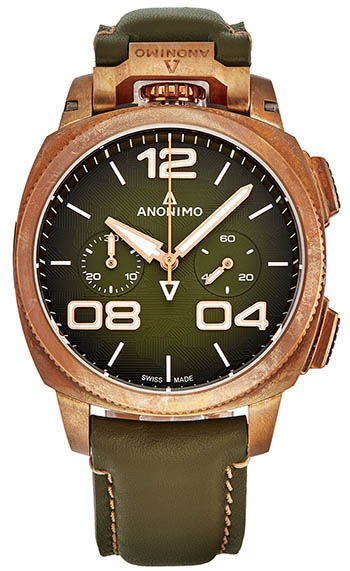 Anonimo Militare Men's Watch Model AM112301002A05