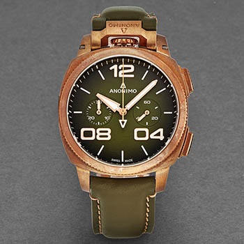 Anonimo Militare Men's Watch Model AM112301002A05 Thumbnail 2