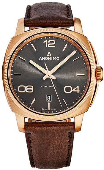 Anonimo Epurato Men's Watch Model AM400004441W88