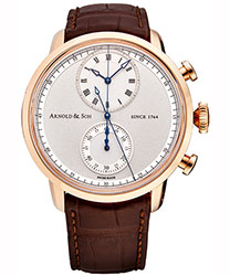 Arnold & Son CTB Men's Watch Model: 1CHAR.S01AC120A