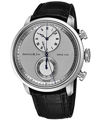 Arnold & Son CTB Men's Watch Model: 1CHAS.S02A