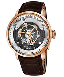 Arnold & Son Golden Wheel Men's Watch Model 1HVAR.M01A