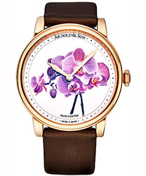 Arnold & Son HM Flowers Ladies Watch Model 1LCAP.MO4AL513A