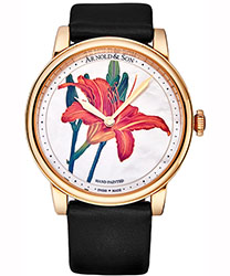 Arnold & Son HM Flowers Ladies Watch Model 1LCAP.MO6AL511A
