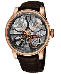 Arnold & Son Golden Wheel Men's Watch Model 1TBAR.S01A