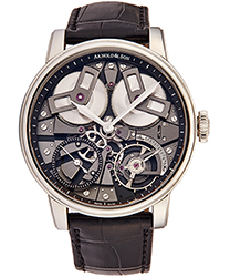 Arnold & Son TB88 Men's Watch Model 1TBAS.B01AC113S