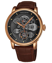 Arnold & Son TBTE Tourbillon Men's Watch Model: 1TEAR.G01A