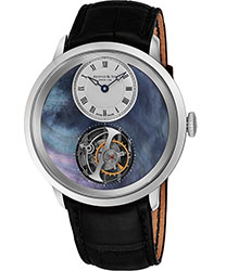 Arnold & Son Utte Tourbillon Instrument Men's Watch Model 1UTAG.M02A