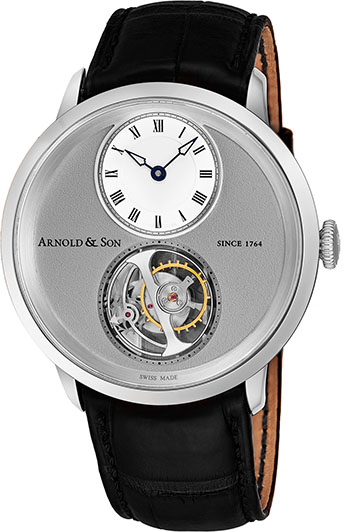 Arnold & Son Utte Tourbillon Instrument Men's Watch Model 1UTAG.S04A