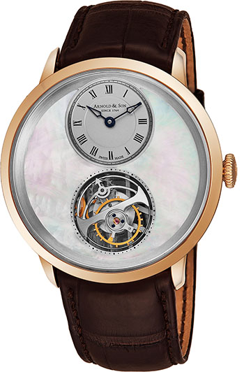 Arnold & Son Limited Edition Utte Tourbillon Instrument Men's Watch Model 1UTAR.M01A
