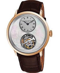 Arnold & Son Limited Edition Utte Tourbillon Instrument Men's Watch Model: 1UTAR.M01A