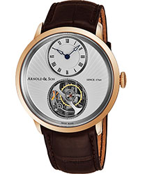 Arnold & Son Utte Tourbillon Instrument Men's Watch Model 1UTAR.S01A