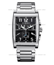 Azzaro Chronograph Mens Wristwatch Model: AZ1250.12BM.008