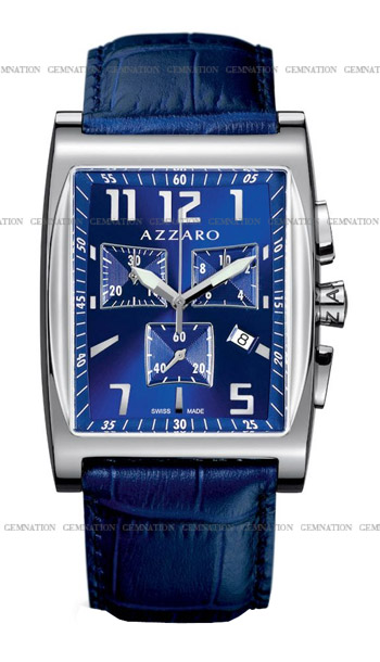 Azzaro  Mens Wristwatch Model: AZ1250.12EE.007