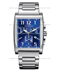 Azzaro Chronograph Mens Wristwatch Model: AZ1250.12EM.006