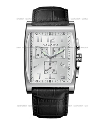 Azzaro Chronograph Mens Wristwatch Model: AZ1250.12SB.002