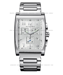 Azzaro Chronograph Mens Wristwatch Model: AZ1250.12SM.001