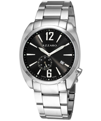 Azzaro Seventies Mens Wristwatch