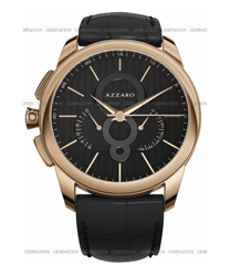 Azzaro Legend Mens Wristwatch Model: AZ2060.53BB.000