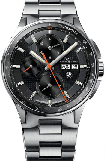 Ball BMW Men's Watch Model CM3010C-SCJ-BK