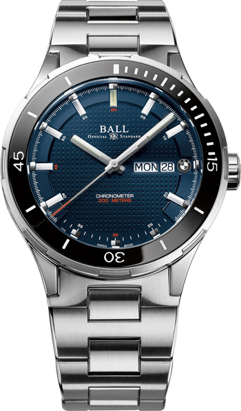 Ball BMW Men's Watch Model DM3010B-SCJ-BE