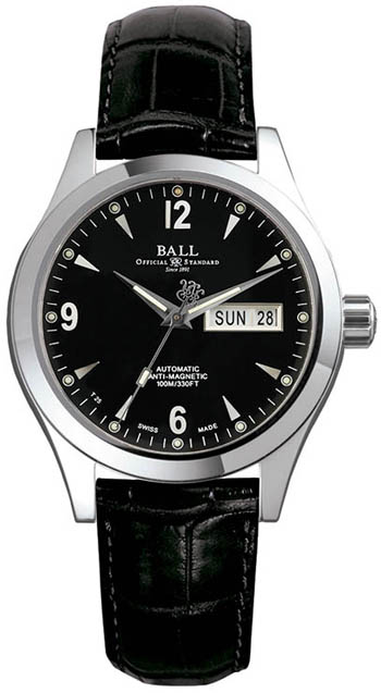 Ball Engineer Men's Watch Model NM2026C-L5J-BK