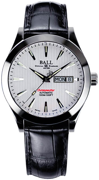 Ball Engineer Men's Watch Model NM2026C-LCJ-WH