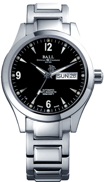 Ball Engineer Men's Watch Model NM2026C-S5J-BK