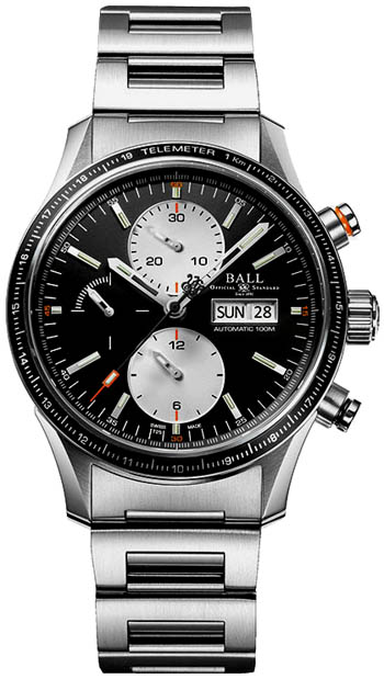 Ball Fireman Men's Watch Model CM3090C-S1J-BK