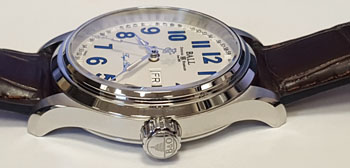 Ball Trainmaster Limited Edition Men's Watch Model NM1058D-LL9J-WH Thumbnail 5
