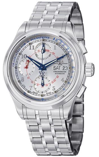 Ball Trainmaster Men's Watch Model CM1010D-SCJ-WH