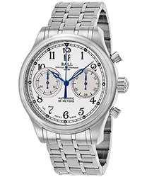 Ball Trainmaster Men's Watch Model CM1052D-S1J-WH