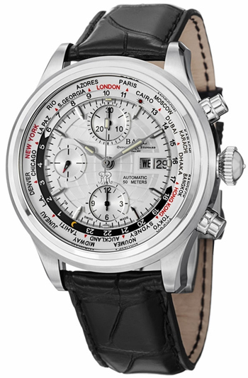 Ball Trainmaster Men's Watch Model CM2052D-LJ-SL