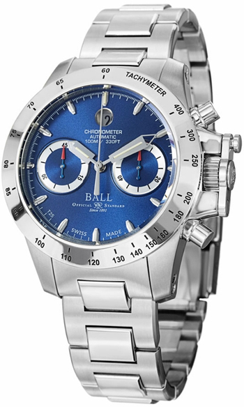 Ball Engineer Men's Watch Model CM2098C-SCJ-BE