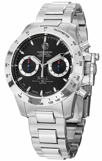 Ball Engineer Men's Watch Model CM2098C-SCJ-BK