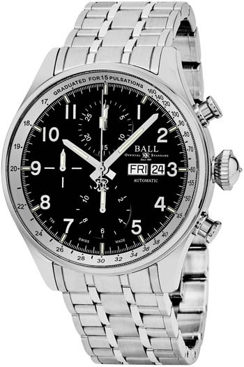 Ball Trainmaster Men's Watch Model CM3038C-SJ-BK