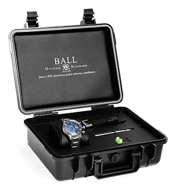 Ball Engineer Men's Watch Model DC1028C-S2J-BE Thumbnail 2
