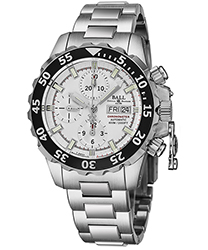 Ball Engineer Hydrocarbon Men's Watch Model: DC3026A-SC-WH