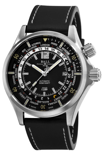 Ball DiverWorldtm Men's Watch Model DG2022A-PA-BK