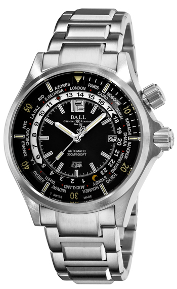 Ball Engineer Hydrocarbon Men's Watch Model DG2022A-SA-BK
