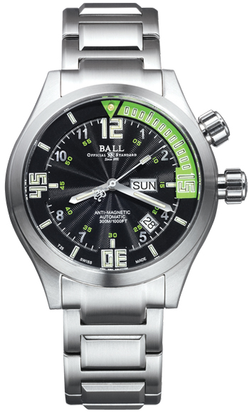 Ball Engineer Men's Watch Model DM1020A-SAJBKGR
